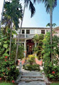 Das Graycliff – ein Schmuckstück im britischen Kolonialstil mitten im Herzen von Nassau