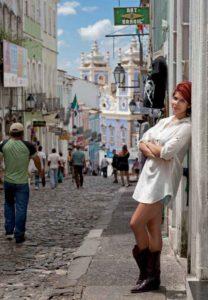 Pelourinho, das beliebte Altstadtviertel in Salvador da Bahia