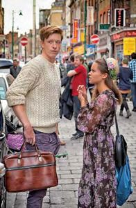 Schöne Menschen sieht man auf der Brick Lane zuhauf.
