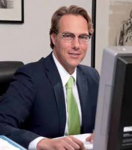 Verkehrsrecht-Spezialist und Strafverteidiger Marko R. Spänle von der Frankfurter Kanzlei LSS