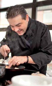 3-Sterne-Koch Juan de la Cruz Amador Perez