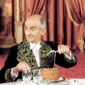 Brust oder Keule mit Louis de Funès. Originaltitel: L'aile ou la cuisse (Komödie, Frankreich 1976), im Verleih STUDIOCANAL. DVD im Handel seit 20.01.11