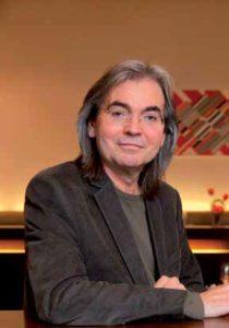 Restaurantkritiker Ludwig Fienhold