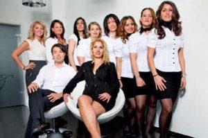 Das Team um Dr. Özlem Avci