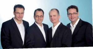 Ortho Team Frankfurt: Dr. med. Markus Schulte-Lünzum, Dr. med. Rainer Ulrich, Dr. med. Christian Friedrich, Dr. med. Thomas Sterner