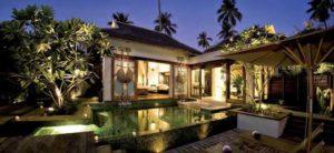 Eine der exklusiven Villen im Anantara Phuket Villas mit privatem Pool