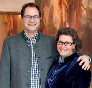 Frank-Jürgen und Sabine Schupp