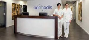 Das Medical Spa Dermedis in Frankfurt