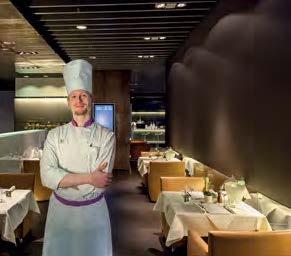 Lufthansa First Class: Einige Gäste kommen nur wegen des Essens