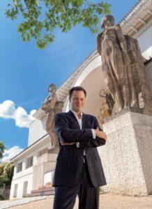 Ausstellungskurator und Sammlungskonservator Dr. Philipp Gutbrod