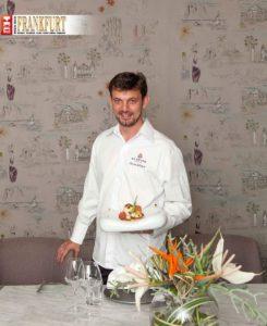 St. Regis Küchenchef Olivier Belliard