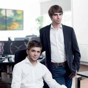 Virtualtrends Inhaber Robin Volk und Christian Busch
