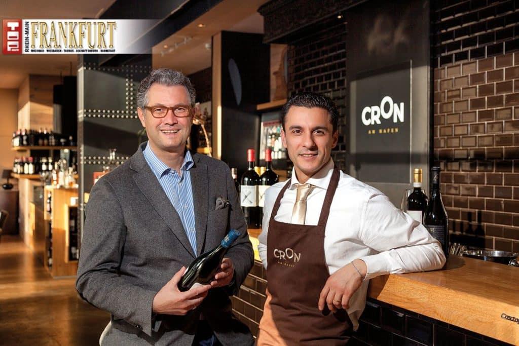 Bernd Altpeter und Domenico Capillo