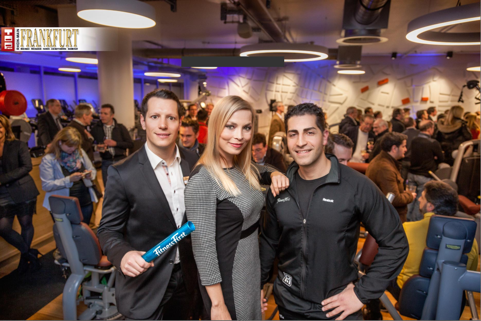 Fitness First - Black Label Club am Eschenheimer Turm ...
