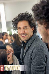 Boris Entrup bei einem seiner Workshops in der Famous Face Academy Frankfurt