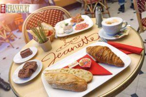 Savoir-vivre! Im Baguette Jeanette wird's klassisch französisch.