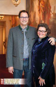 Frank Jürgen und Sabine Schupp