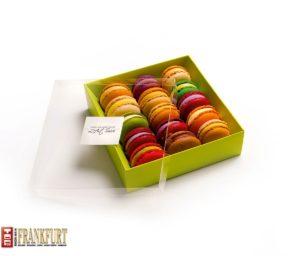 Macarons im L'Art Sucré