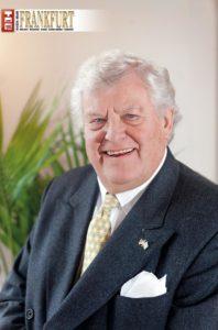 Honorarkonsul Bernd O. Ludwig
