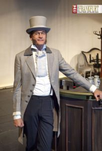 Dr. Mathias Döpfner als Bennelbächer