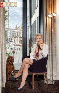 Janine Bernstein - Dahler & Company Frankfurt