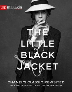 Bildband The Little Black Jacket - Chanel's Classic Revisited, by Karl Lagerfeld and Carine Roitfeld