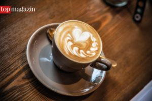 Perfekter Cappuccino im Oheim
