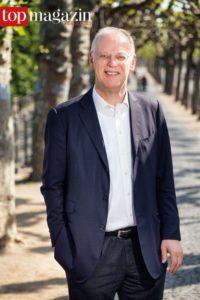 Rudolf Scharping ist seit 2005 Präsident des Bundes Deutscher Radfahrer.