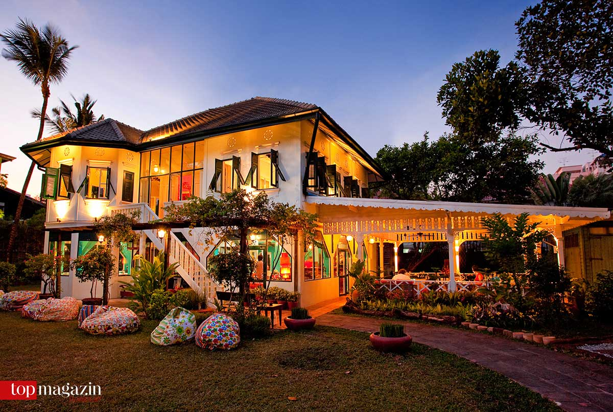 Issaya Garden House