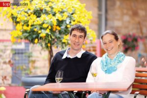 Klaus und Sabine Meyer vom Goldenen Engel