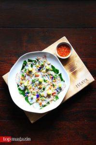Mu Sadung Mano (Salat von der Schweinelende)