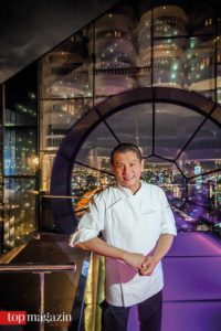 Sam Pang, Executive Chef Breeze Bangkok