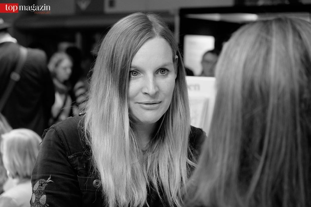 'Wir sind Helden' Fronfrau und Autorin Judith Holofernes im Interview