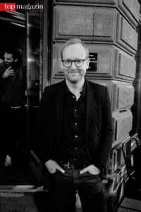 Zeit Magazin Chefredakteur Christoph Amend