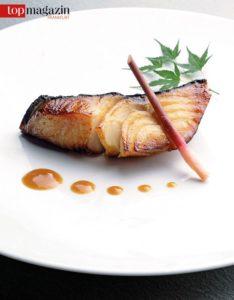 "Back Cod – ein Signature Dish von Nobuyuki ""Nobu"" Matsuhisa"