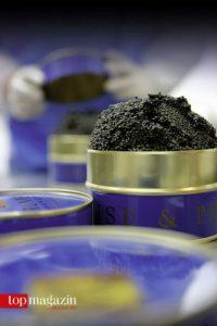 Kaviardosen von Caviar House & Prunier