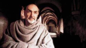 Sean Connery im Kino-Klassiker Der Name der Rose, 1986