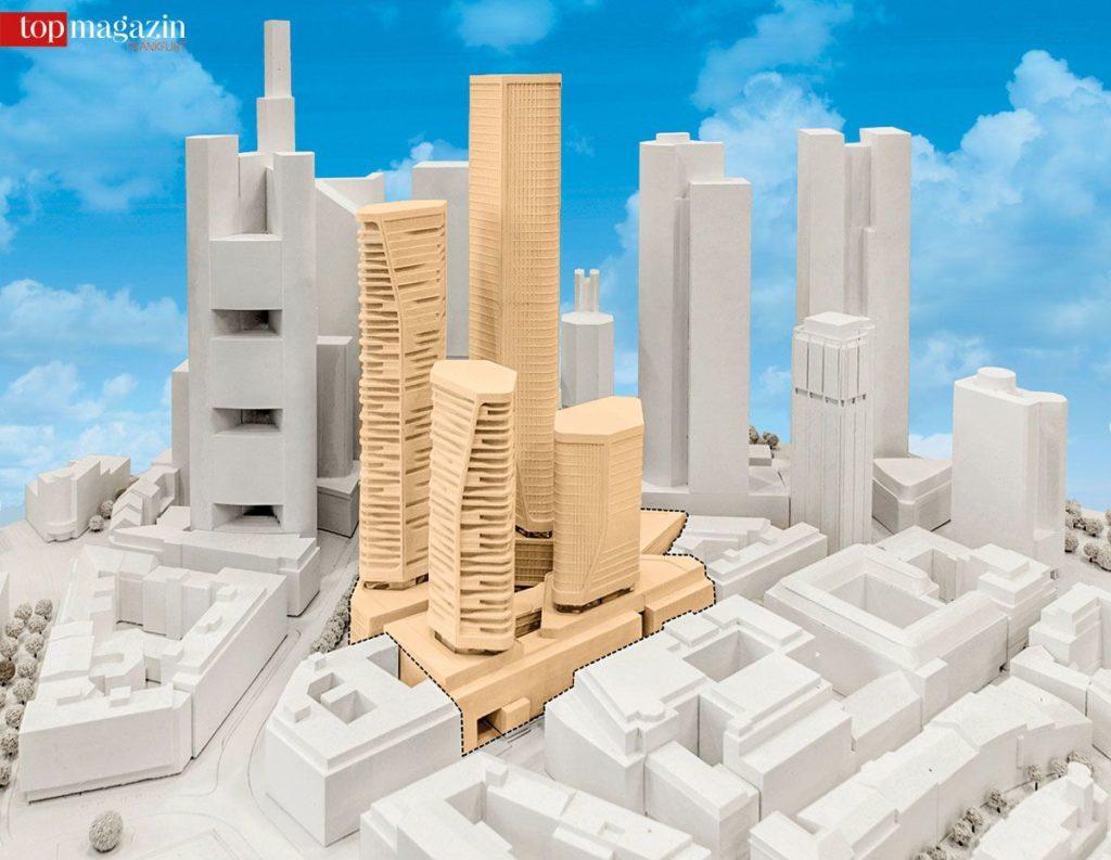 Der preisgekrönte Entwurf des UN Studio aus Amsterdam