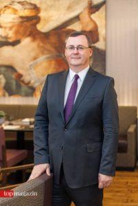 Interline-Geschäftsführer Michael Trux