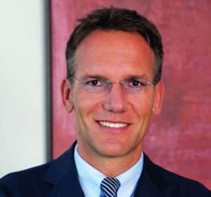Ulrich Höller, Vorstandsvorsitzender der GEG