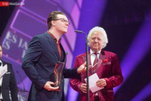 Die Frankfurter Konzertveranstalter Oliver und Ossy Hoppe von Wizard Promotions