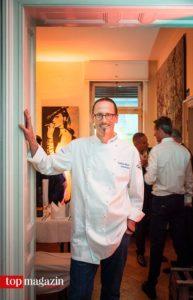 hr-Fernsehkoch und Restaurantbetreiber Reiner Neidhart