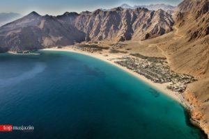 Das Six Senses Zighy Bay im Oman
