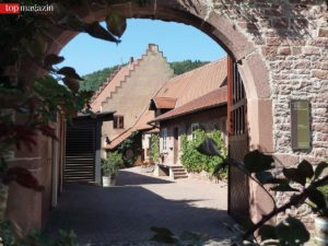 Die Alte Grafschaft in Kreuzwertheim