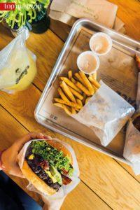 Jamy's Burger – einer unser Frankfurter Favoriten