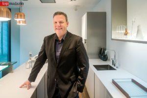 Manfred Amrhein, Verkaufs- und Planungsleuter bei Poggenpohl Frankfurt