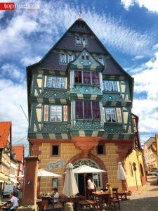 Das Gasthaus Zum Riesen in Miltenberg