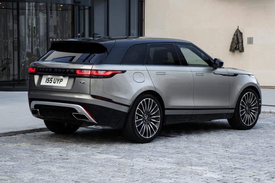 Der Range Rover Velar First Edition schlägt mit 108000 Euro zu Buche