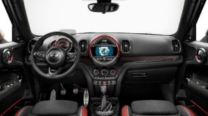 Mini Countryman John Cooper Works Interior