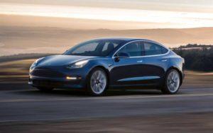 Nach der Tesla-Absage wird auch der neue vermeintliche Volksstromer Model 3 auf der IAA fehlen.